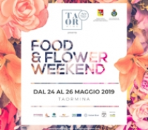 May 24/26 – Food and Flower weekend