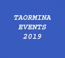 Taormina Events 2019