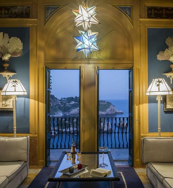 Luxury Hotel Taormina villa