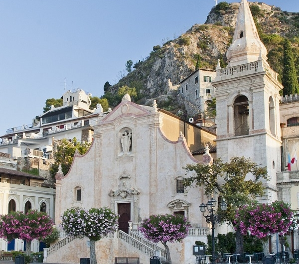 churchs Taormina