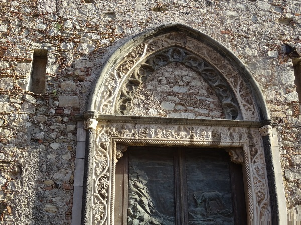 The Cathedral of Taormina