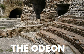 the odeon taormina