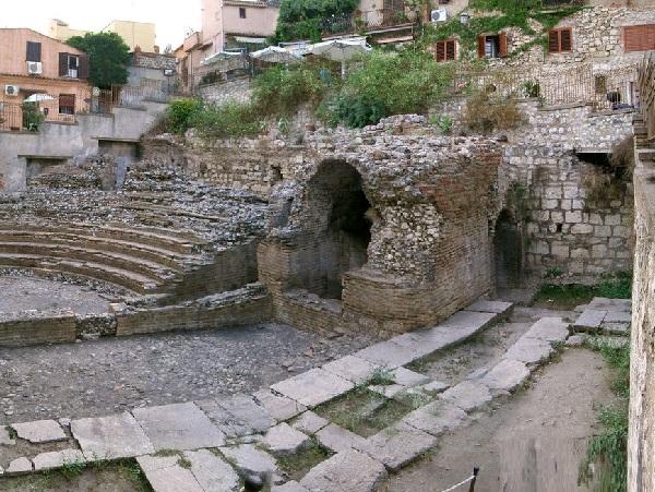 taormina the odeon