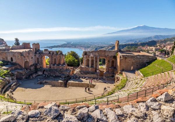 Taormina Roman Theatre