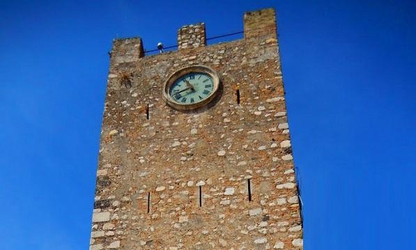 torre orologio taormina