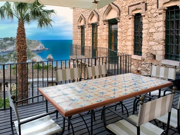 Taormina where to stay