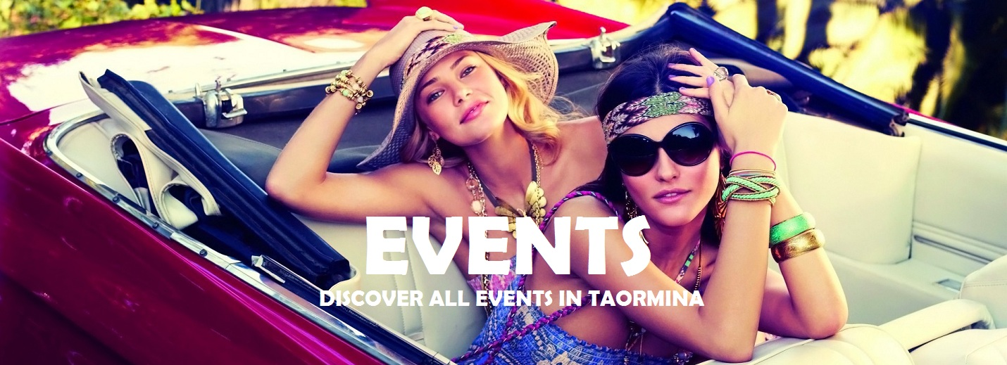 taormina events