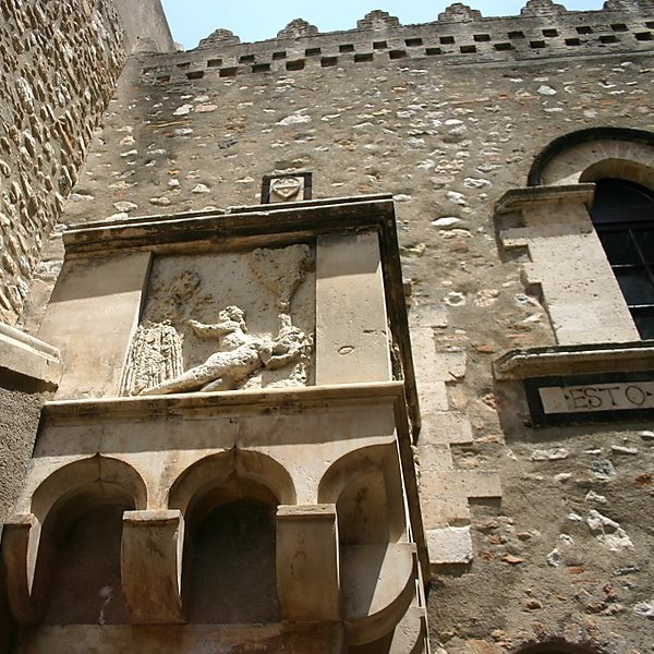 Taormina Palazzo Corvaja