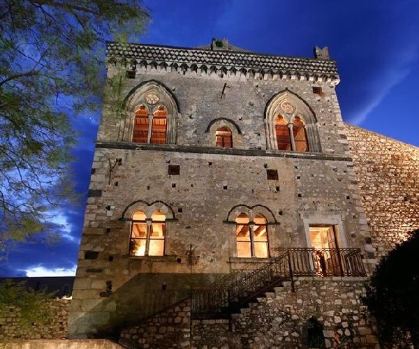 Taormina Palazzo Duchi