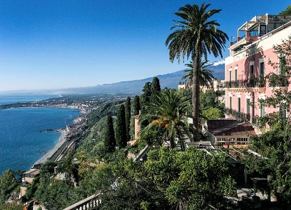 where to stay Taormina