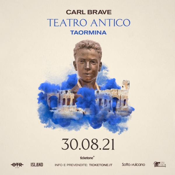Carl Brave 2021